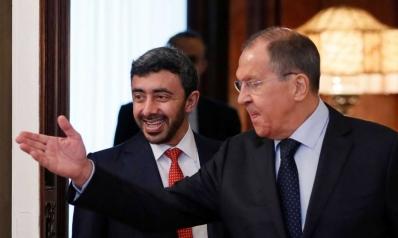 وفاق إماراتي روسي على خفض التصعيد وتطويق التوتّر في المنطقة