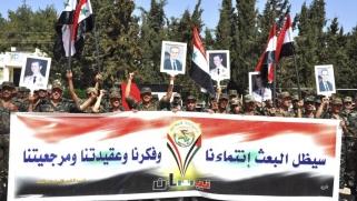بعد طرد تنظيم الدولة.. الأسد ومليشيات إيران يتقاتلان