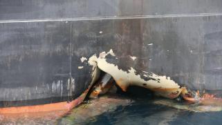 """النتائج الأولية للتحقيق بتخريب السفن بالخليج تشير إلى تورّط """"دولة"""""""