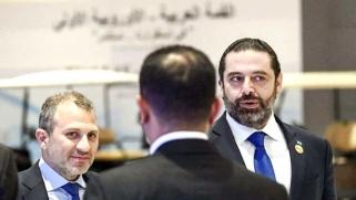 التوتر بين تيار المستقبل والتيار الوطني الحر يهدد التسوية في لبنان