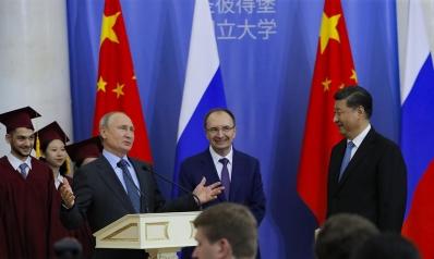 القمة الروسية – الصينية لواشنطن: لا أحادية قطبية بعد اليوم