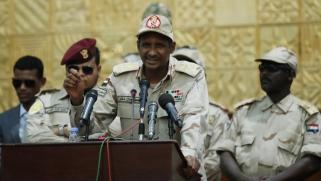 حميدتي: السودان لديه أكبر قوة في التحالف الذي تقوده السعودية باليمن