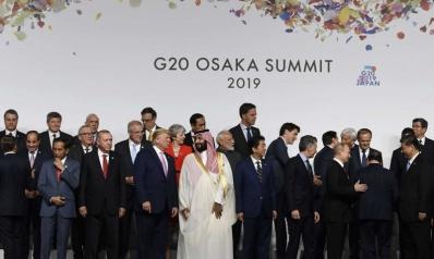 التوترات السياسية والاقتصادية تلقي بظلالها على قمة العشرين
