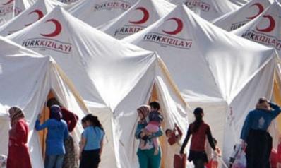 كيف يجتاز النازحون السوريون وضعهم في تركيا