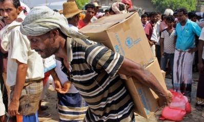 ممارسات الحوثيون تهدد بتفشي المجاعة في اليمن