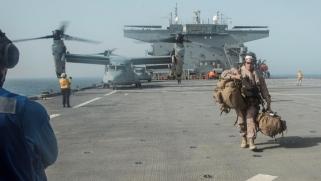 واشنطن تجدد عدم سعيها للحرب مع إيران وتوفد مبعوثها للمنطقة