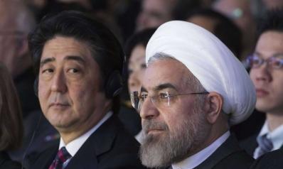 إيران تطلب من اليابان التوسط لتخفيف العقوبات الأميركية