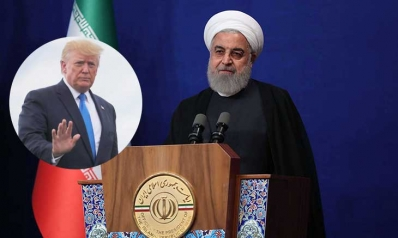 ترامب يعقد مهمة آبي ويعزز خيارات التشدد الإيراني
