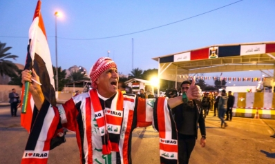 قلب بغداد يتنفس بفتح شوارع المنطقة الخضراء
