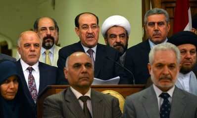 قياديو حزب الدعوة يخططون للإطاحة بنوري المالكي