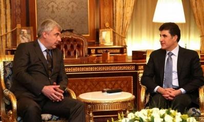 مواجهة نفطية بين روسيا والعراق في كردستان