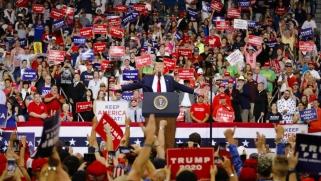 ترامب يدشن حملة ترشحه لرئاسيات 2020 من فلوريدا
