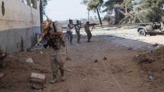 تكثيف القصف على قوات حفتر ودعوات أممية لاستئناف الحوار