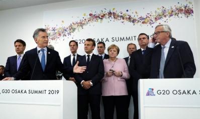 قمة مجموعة العشرين تثير شكوكا حول جدوى التكتل