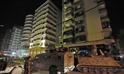 الرئيس اللبناني: أي عبث بالأمن سيلقى الرد الحاسم والسريع