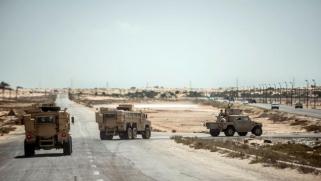 مقتلة العريش: نكسة جديدة لعمليات الجيش المصري