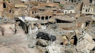 هل هناك مخطط لمحو الموصل القديمة؟