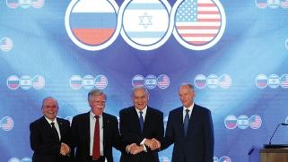 الوضع السوري في ظل اللقاءات الأمريكية – الروسية