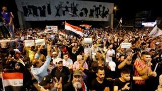 """مع لهيب صيف العراق.. احتجاجات """"الكهرباء"""" تتزايد"""