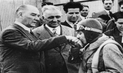 أتاتورك والأوبرا