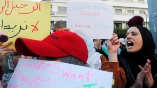 هل يطيح الحراك باللغة الفرنسية في الجزائر؟