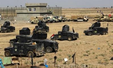 """بغداد تعلن انطلاق عمليات """"إرادة النصر"""" ضد تنظيم الدولة"""