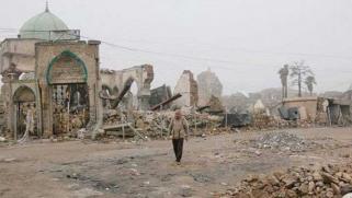 """عامان على تحرير غرب الموصل.. وكأن تنظيم """"الدولة"""" اندحر أمس"""