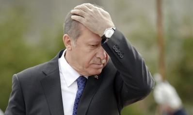 سفينة أردوغان تترنح فوق رمال السياسة التركية المتحركة