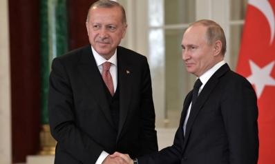 أردوغان وبوتين يدعوان إلى وقف التصعيد في ليبيا