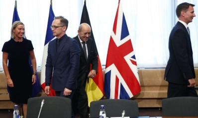تعنت طهران يبدد آمال الأوروبيين في إنقاذ الاتفاق النووي