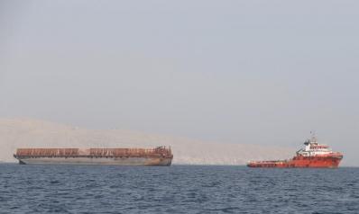 الغموض يلف مصير ناقلة نفط سحبتها إيران لمياهها الإقليمية