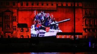 """""""موّله الخارج وأفشله الشعب"""".. تركيا تحيي الذكرى الثالثة للانقلاب"""