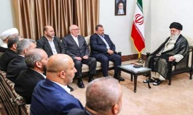 العلاقات الإيرانية الحمساوية إلى الواجهة من جديد