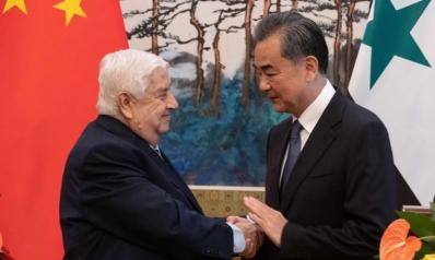 هل ستعيد الصين بناء سوريا؟