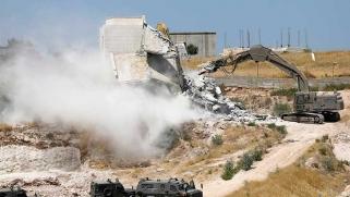عمليات الهدم الإسرائيلية: مسمار جديد في نعش اتفاقيات أوسلو