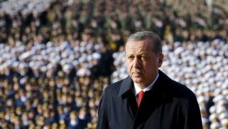 فشل أردوغان في النيل