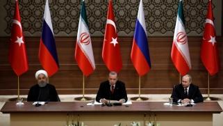 قمة ثلاثية وأخرى رباعية بتركيا الشهر المقبل حول الأزمة السورية