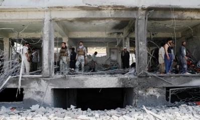 ثلاثة انفجارات تهز كابل وتوقع عشرات القتلى والجرحى