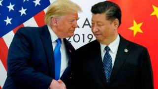 الرئيس الصيني دعا ترامب لتخفيف العقوبات عن كوريا الشمالية