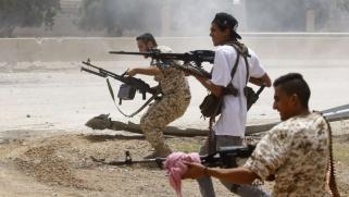 مبادرة مصرية للخروج من المأزق العسكري الليبي