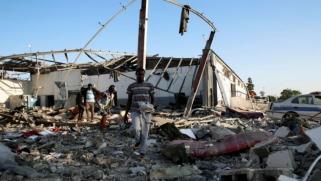 ليبيا بين فكي الحرب والهجرة غير النظامية