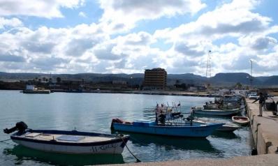 إنشاء ميناء بحري ضخم شرق ليبيا بدعم أميركي