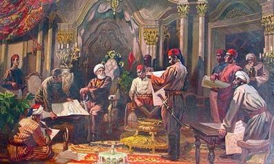الإمبراطورية العثمانية: بداية التراجع