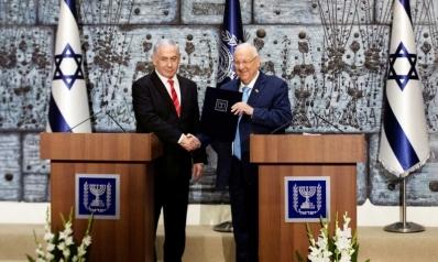 نجاح نتنياهو في تشكيل الحكومة يشغل الفلسطينيين قبل الإسرائيليين
