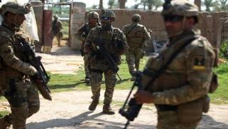 استمرار العمليات العسكرية في العراق: إشغال نصف مليون مقاتل