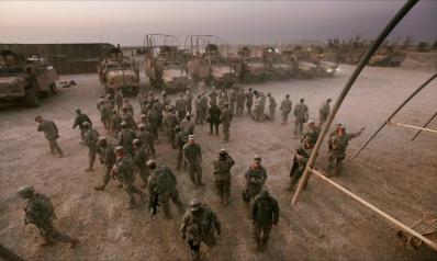 زيادة كبيرة في معدل انتحار جنود الجيش الأميركي