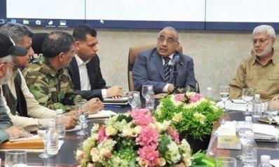 قرار هيكلة الحشد الشعبي يقصي أبو مهدي المهندس من منصبه