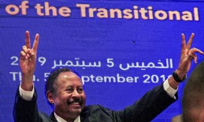 حمدوك يعلن تشكيلة أول حكومة منذ سقوط البشير