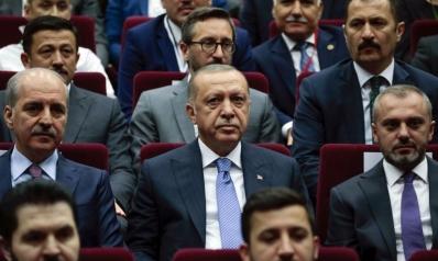 حزب العدالة والتنمية التركي يصفّي نفسه بنفسه