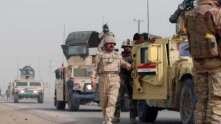 قيادة العمليات المشتركة في العراق تطلق عملية عسكرية واسعة باتجاه الحدود مع السعودية
